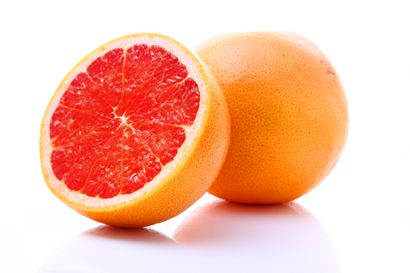 winter fruits grapefruit