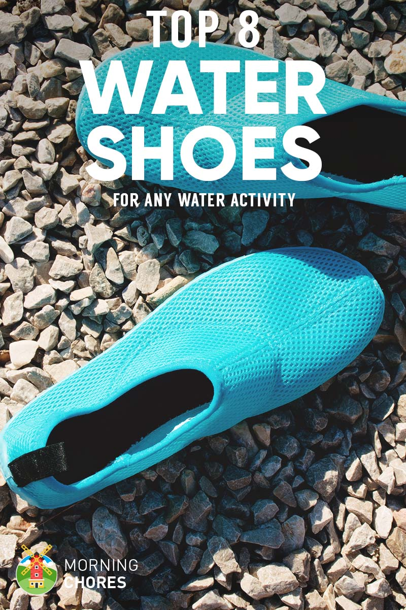 8 Best Water Shoes for Beach, Kayaking, and Any Water Activity