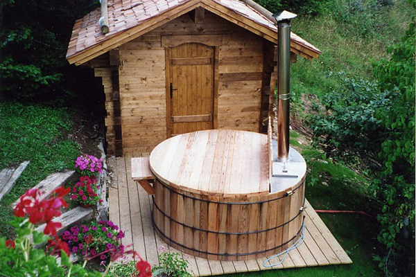 sauna designs