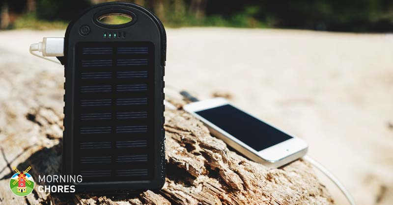 best solar charger