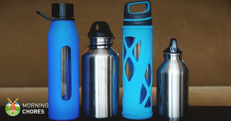 5 Best Stainless Steel Water Bottle For Edc Survival Or