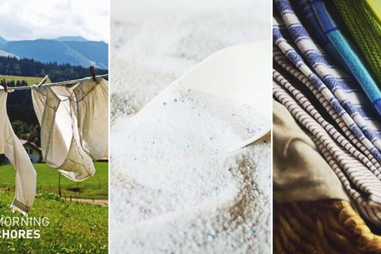 28 Homemade Laundry Detergents to Save You Some Money