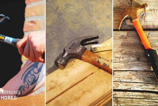 8 Best Hammer Reviews: High Quality Claw, Framing, & Ball Pein Hammers