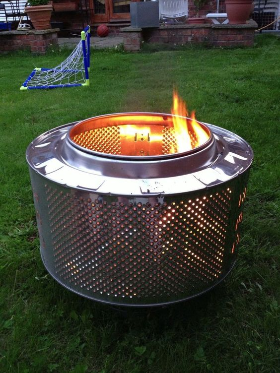 22 Unique Diy Burn Barrel Design Ideas For Decoration Functionality