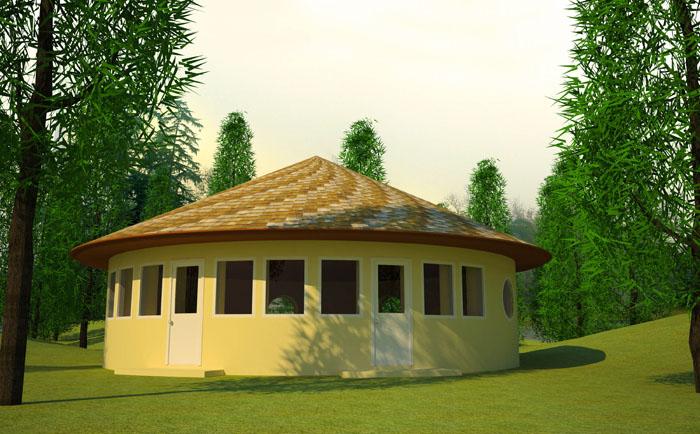 18 Beautiful Earthbag House Plans For A Budget Friendly Alternative Housing