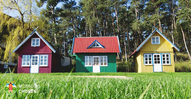 How much does it cost to build a tiny house Cottage construction costs