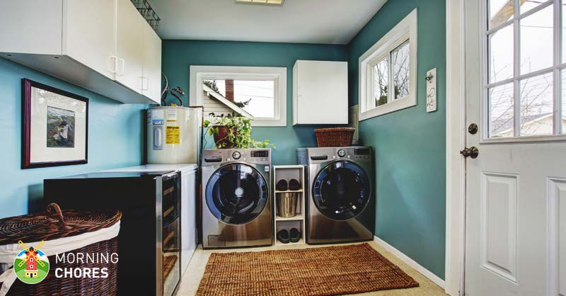 39 Clever Laundry Room Ideas That Are Practical And Space