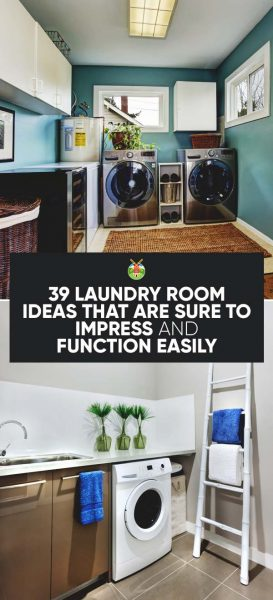 Some Are Great Examples Of How You Could Lay Out Your Laundry Room Others A Few Organizational Or Design Hacks To Make Functional