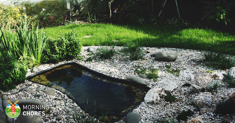 6 best pond liner reviews quality liners for koi ponds for Building a pond with liner