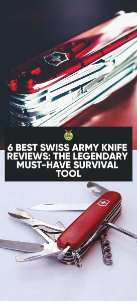6 Best Swiss Army Knife Reviews The Legendary Must Have