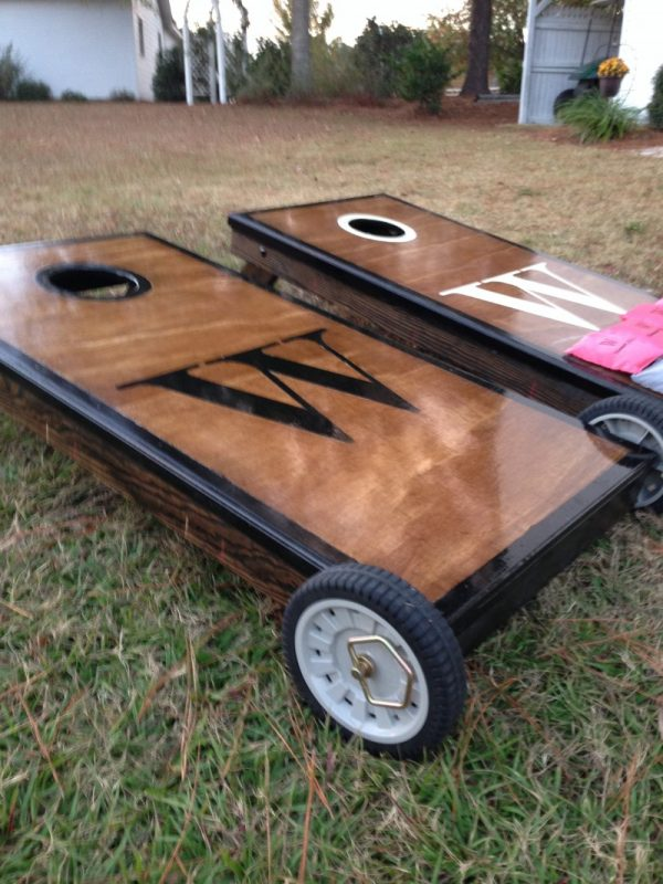 39 Creative Cornhole Board Plans That Will Amp Up Your Summer