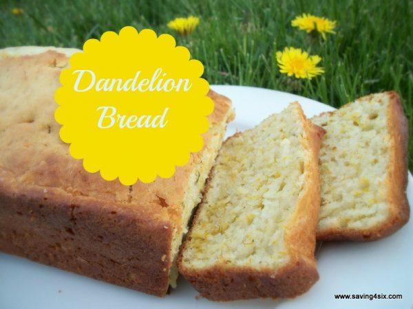 Dandelion Bread