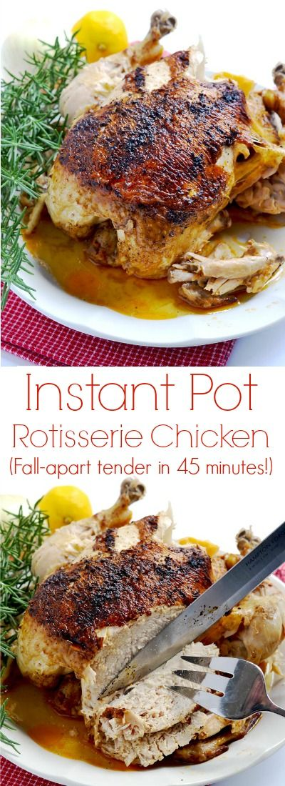 74 Delicious Instant Pot Recipes You'll Want To Make All