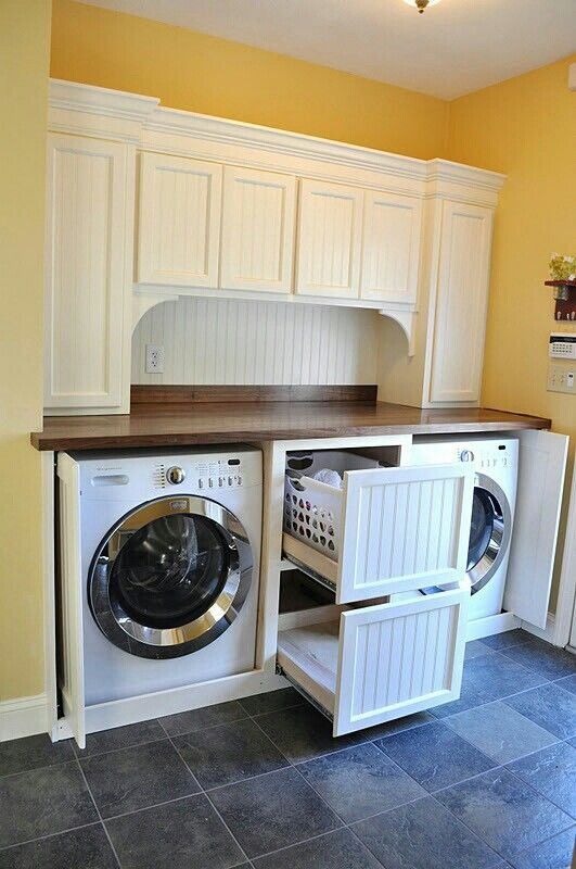 39 Clever Laundry Room Ideas That Are Practical And E