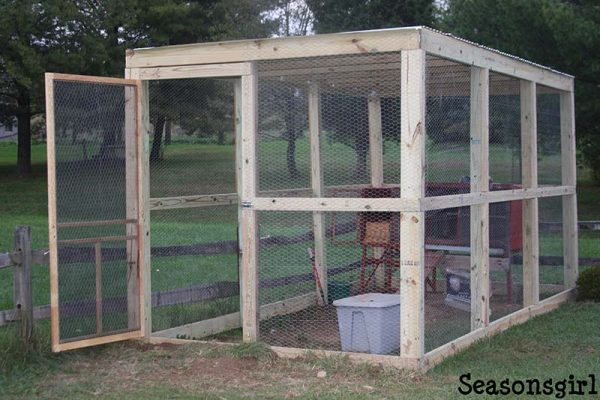 61 Free Diy Chicken Coop Plans Ideas That Are Easy To Build