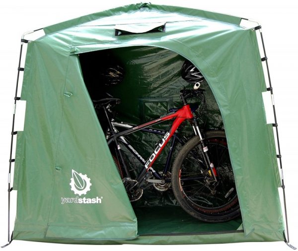 The YardStash IV Storage Shed Tent