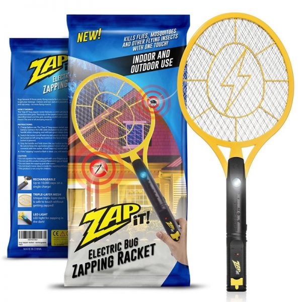 Zap-It Bug Zapper Swatter