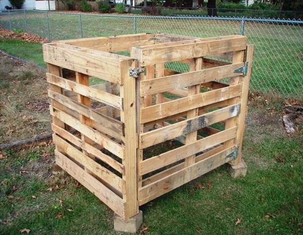 Diy Compost Bin 1