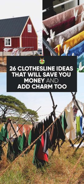 clothesline ideas image card
