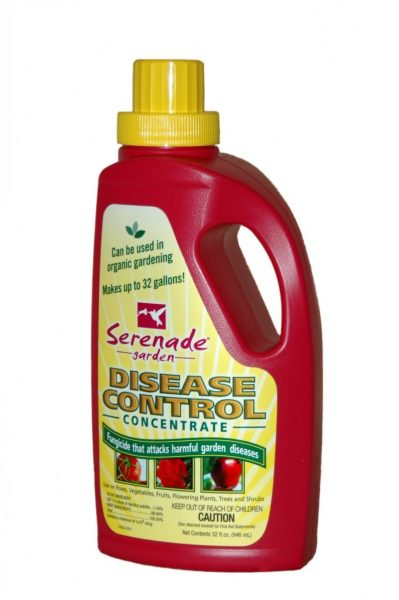 Bayer Advanced Serenade Disease Control Concentrate