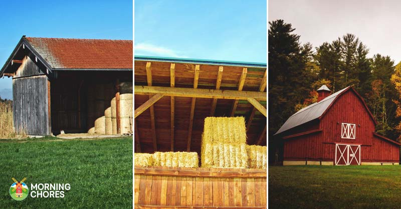 How To Build A Sturdy Functional Pole Barn Fast And For