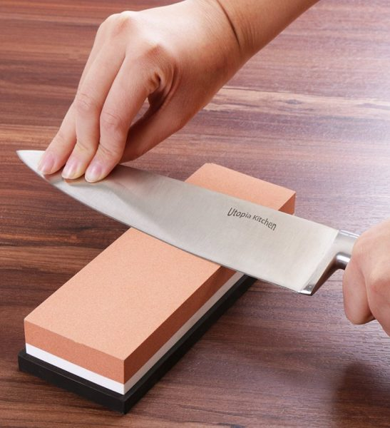 Knife Sharpening Whetstone