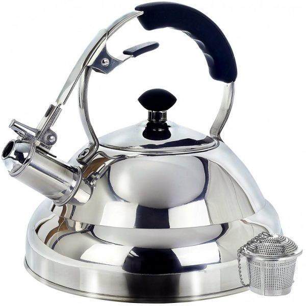 Willow & Everett Stainless Steel Tea Kettle