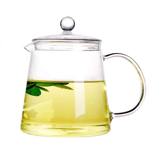 Xiazhi 1000ml High Borosilicate Glass Teapot Kettle