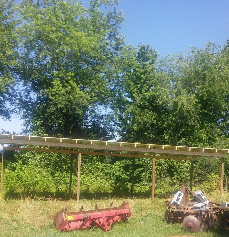 How to Build a Sturdy, Functional Pole Barn Fast and For