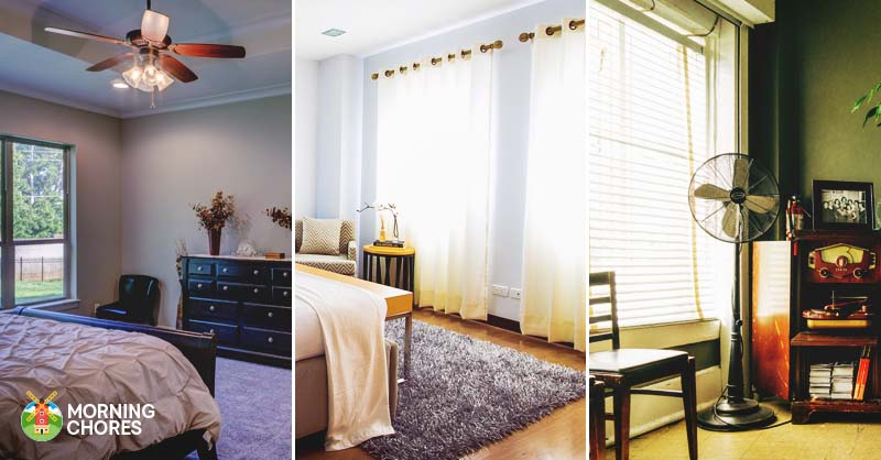 33 Simple Tips On How To Cool Down A Room Without Ac