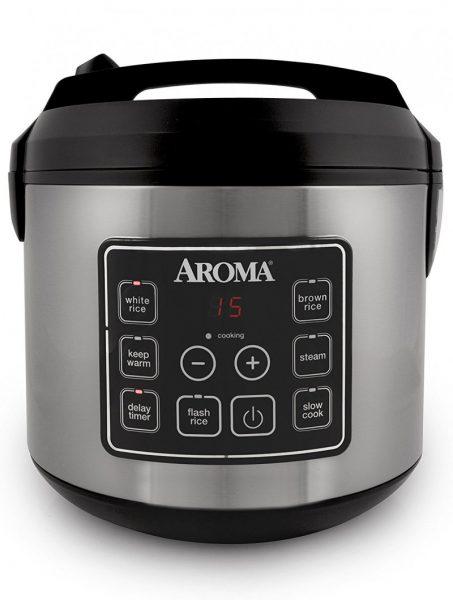 Aroma Housewares 20 Cup Digital Rice Cooker