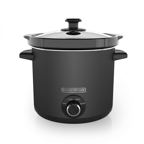 BLACK+DECKER Control Slow Cooker