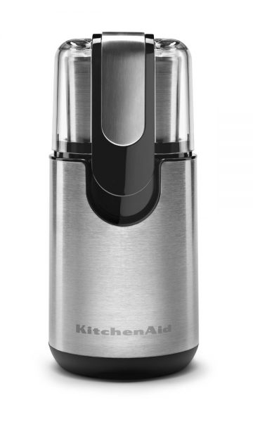 KitchenAid BCG111OB Blade Onyx Black Coffee Grinder