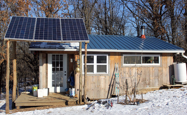 solar self-sufficiency