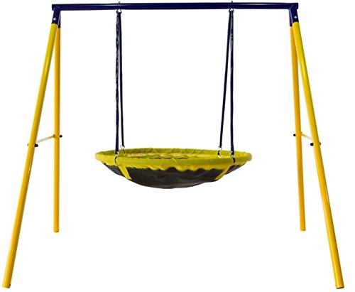 Jump Power UFO Swing Set