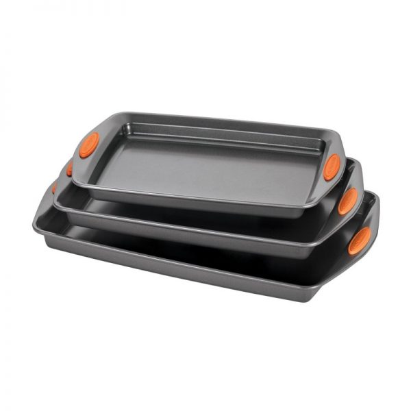 Rachael Ray Oven Lovin Baking and Cookie Pan Set