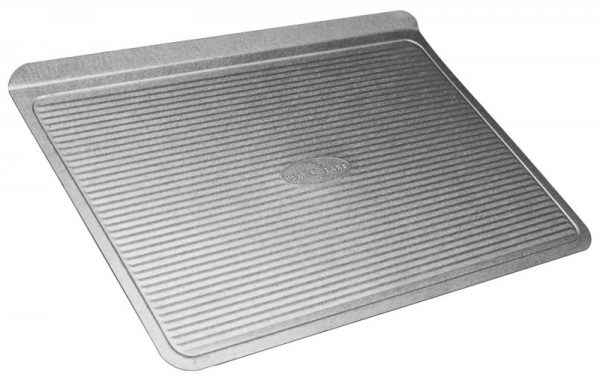 USA Pan Large Aluminized Steel Bakeware Cookie Sheet