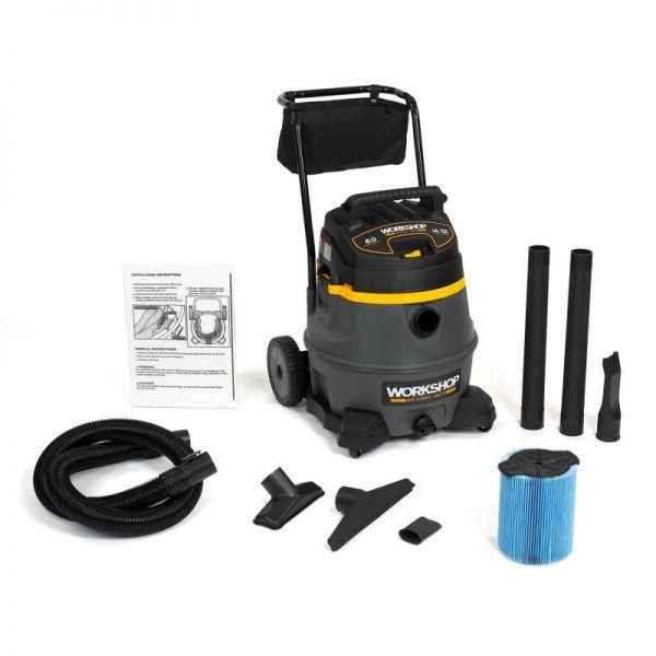 WORKSHOP Wet Dry Vacuum Cleaner