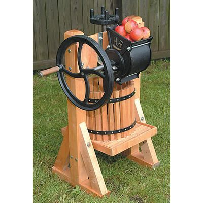 Cider Press For Sale >> 18 Easy To Follow Diy Cider Press Plans To Make Your Own
