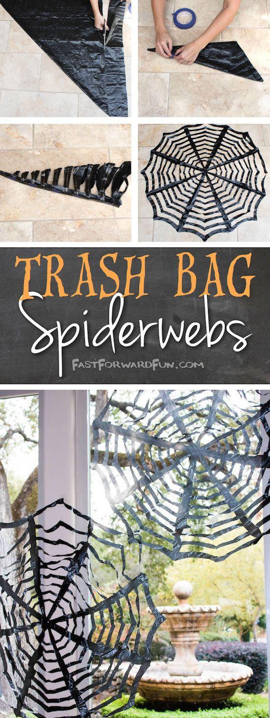 37 Frugal & Fun Halloween Decorations You Are Sure to Love