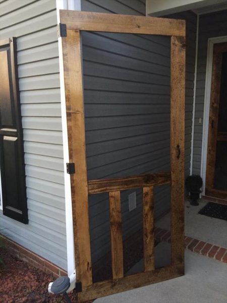 handmade screen door diy screen door ideas