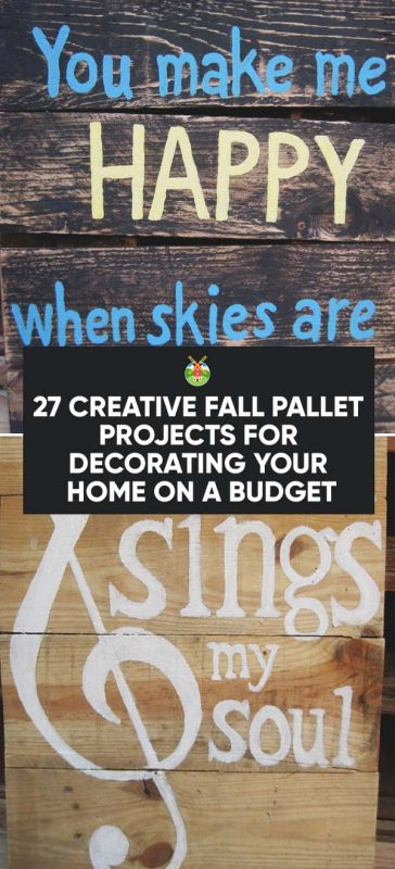 But I Found Some Really Cute Ideas In My Search For Own Pallet Design To Help Decorate Home And Felt They Were Worth Sharing
