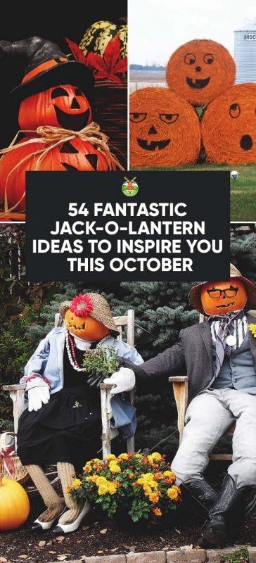 jack-o-lantern ideas