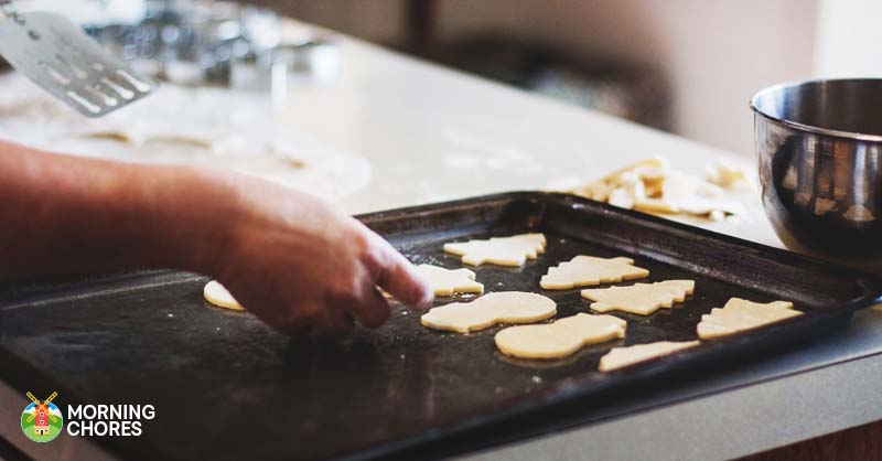 6 Best Cookie Sheets Reviews Versatile Pans To Bake