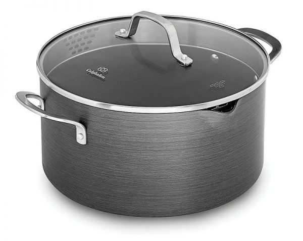 Calphalon Classic Hard-anodized Aluminum 7-quart Dutch Oven