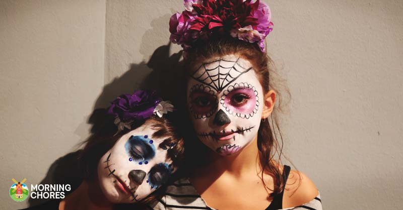 Halloween Outfits For Kids.How To Create Frightening Fun Halloween Ideas For Kids Of