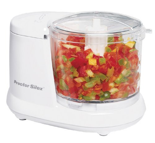 Proctor Silex 72500RY 1-1:2-Cup Food Chopper