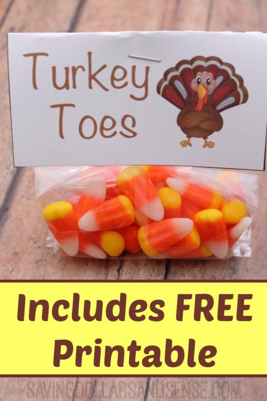 Turkey-Toes