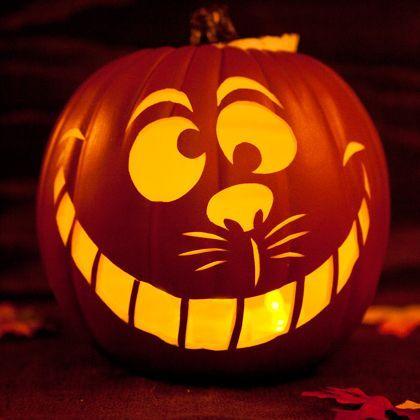MILDRED: Adult pumpkin carving ideas