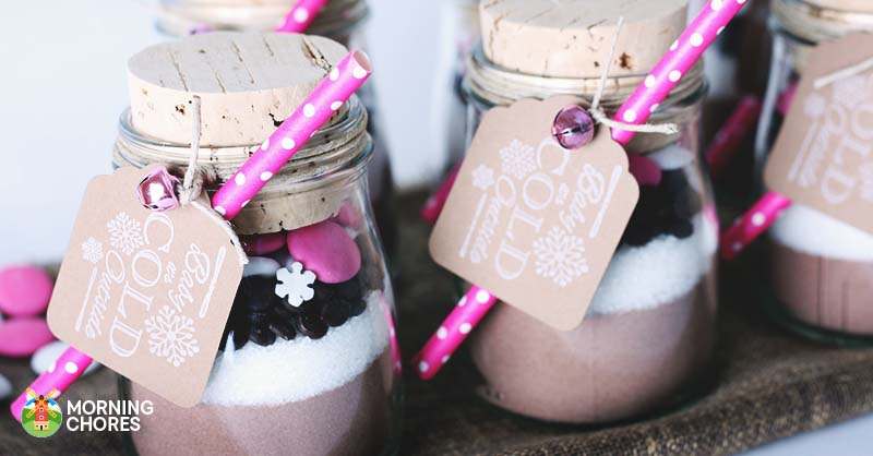 15 Hot Chocolate Recipes to Give as